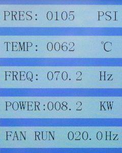 air compressor values