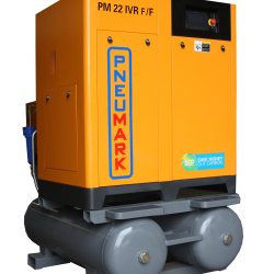 PNEUMARK PM 22kW air compressor