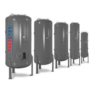Vertical Air Receivers Pneumark