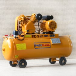 Industrial Single Phase Piston Air Compressor