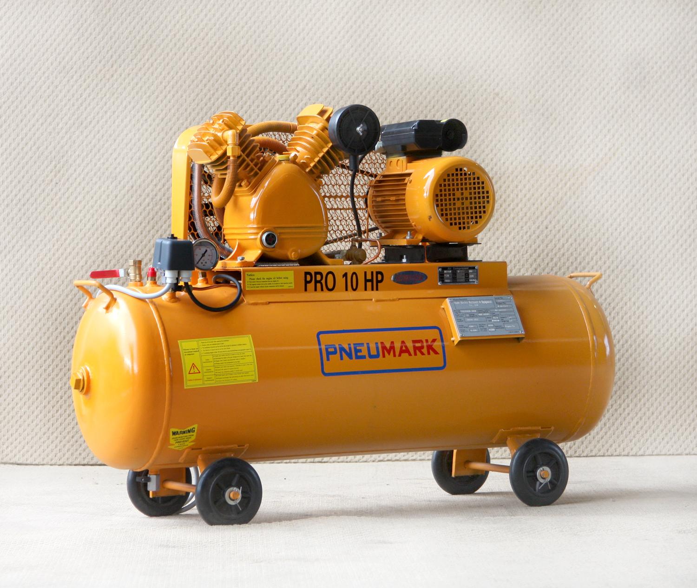 Industrial Single Phase Piston Air Compressor