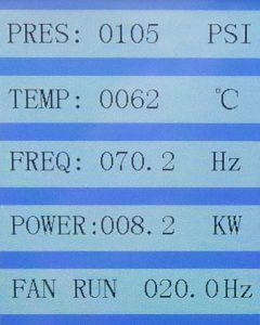 air compressor values
