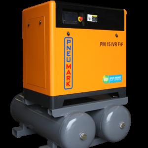 PNEUMARK PM 15kW IVR F/F Air Compressor